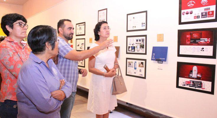 Estudiantes de Arquitectura y Diseño inauguran exposición en Ucol