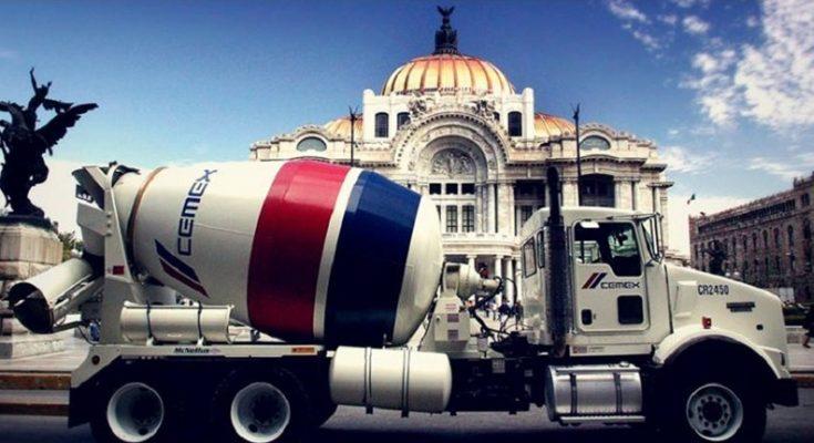 Incrementan 9% ventas netas de Cemex durante el 4T2020