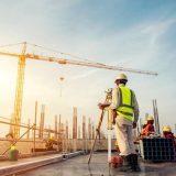 Industria de la construcción logra crecimiento de 0.6% durante agosto