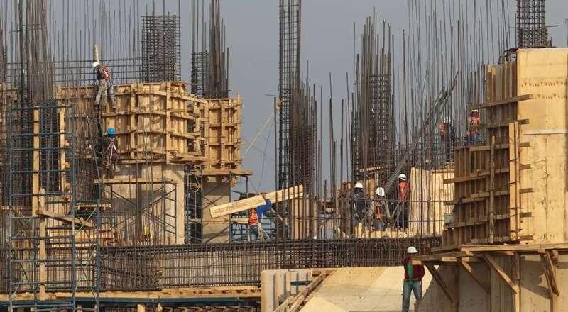 Industria de la construcción vuelve a sufrir caída: Inegi