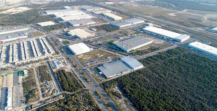 LS Automotive abre su primera planta industrial en México