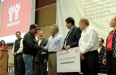 Infonavit va por 22,923 créditos en Chihuahua