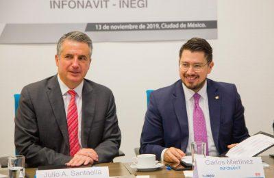 Infonavit-Inegi-Convenio