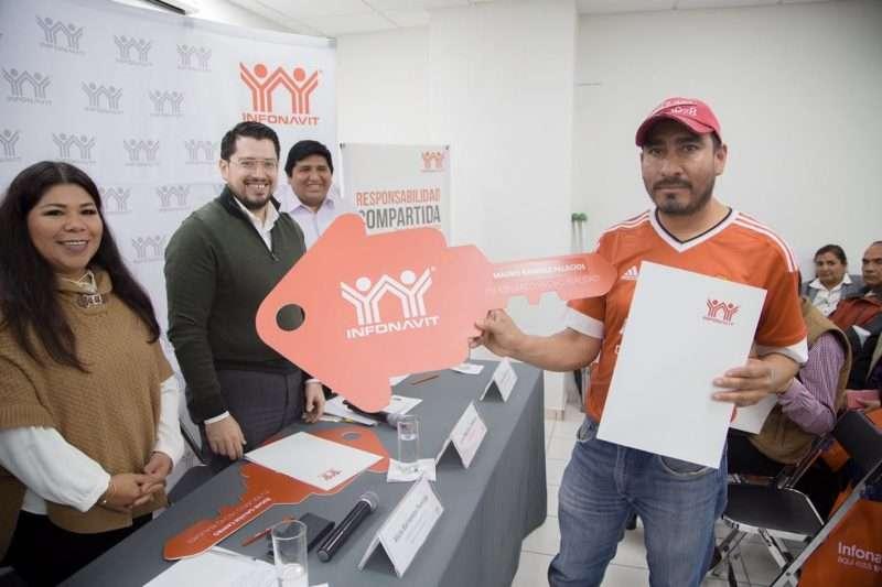 Infonavit alcanza las 73,000 reestructuras de salarios mínimos a pesos-Créditos