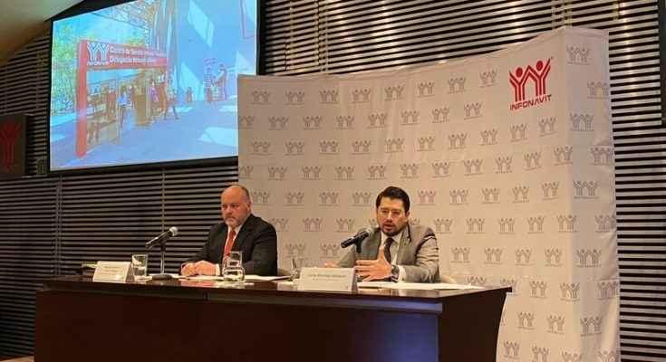 Infonavit aumenta en 20,000 la meta de Unamos Créditos-Carlos-Martínez