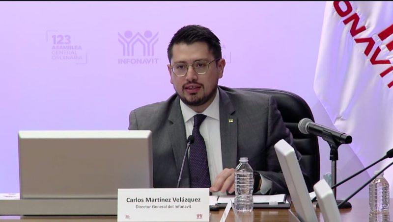 Infonavit bajará en mayo su tasa de interés-Carlos Martínez