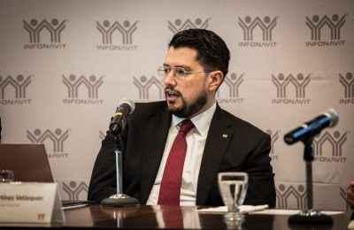 Infonavit duplicará la meta de colocación de 'Unamos créditos'-Carlos Martínez
