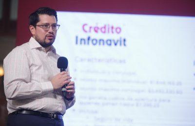 Infonavit entregará crédito para que Infonavit-Crédito-trabajadores construyan-Carlos Martínez vivienda
