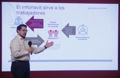 Infonavit ha otorgado 158,000 prórrogas y seguros de desempleo-Carlos Martínez