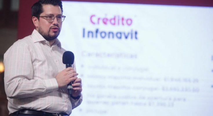 Infonavit ha otorgado más de 400 créditos a parejas del mismo sexo-Carlos Martínez