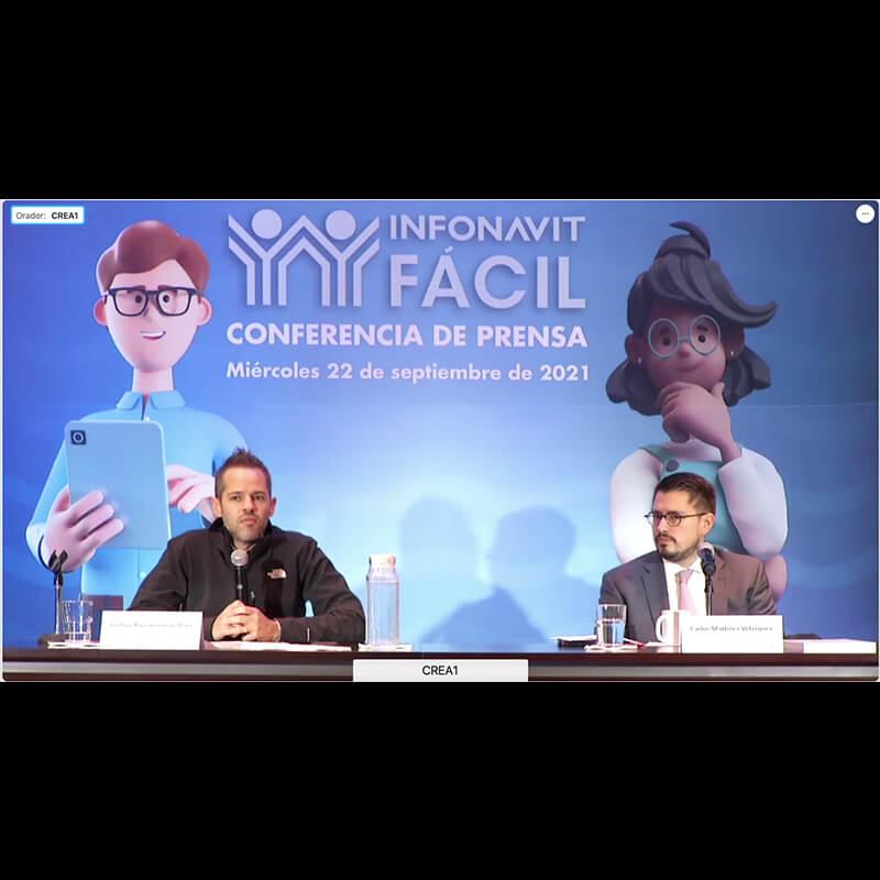 Infonavit presenta Infonavit fácil, la plataforma oficial para resolver dudas-Infonavit (1)