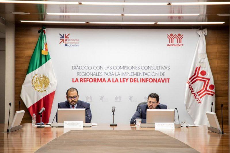 Infonavit prevé colocar 90,000 créditos más con cambios por reforma-Carlos Martínez