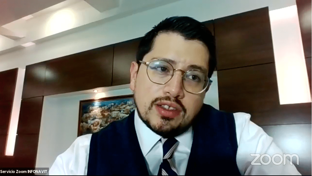 Infonavit promete tasa de interés 'bastante más baja' para 202-Carlos Martínez-Infonavit