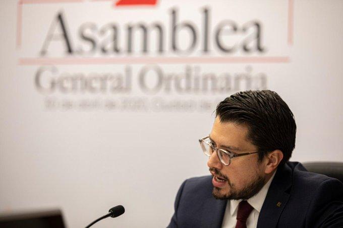 Infonavit reducirá tasa de interés-Asamblea 120-Carlos Martínez