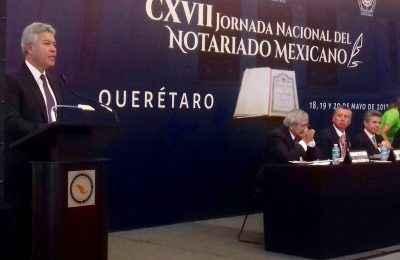 Firmará Infonavit y notarios convenio de colaboración