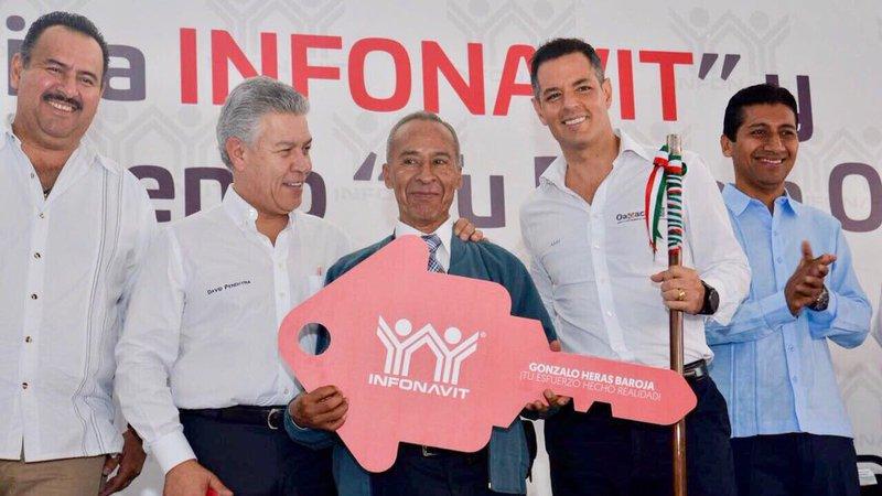 Impulsarán 'Tu Propia Obra' de Infonavit en Oaxaca
