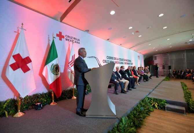 Infonavit acercará créditos a trabajadores de la Cruz Roja