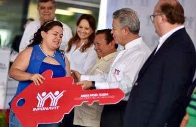 Infonavit generará derrama de 4 mmdp en Morelos