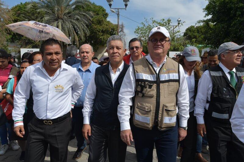 Infonavit impulsará 11 proyectos de recuperación en Jojutla