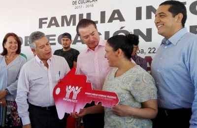 Infonavit invertirá 5.5 mdp en Sinaloa