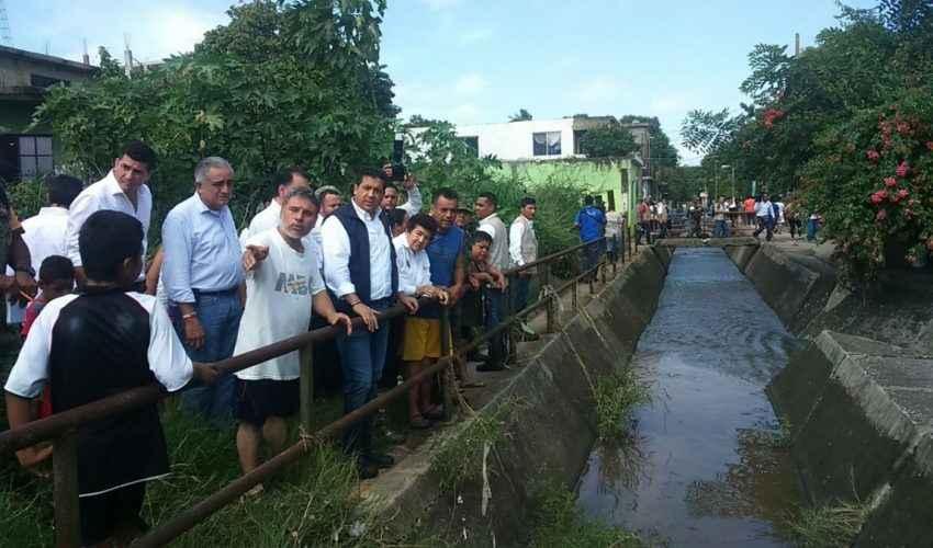 Pide gobierno de Tamaulipas inversión para infraestructura
