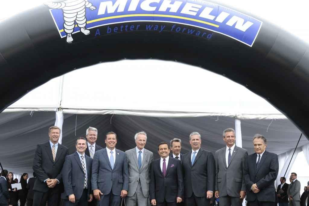 Inicia construcción de planta Michelin en Guanajuato