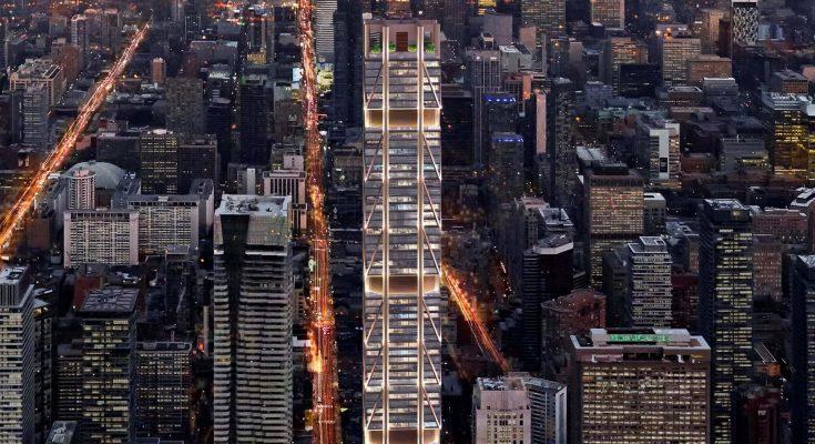 Inicia construcción del edificio más alto de Canadá
