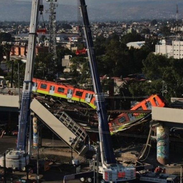 Inicia dictaminación de tramos elevados de la Línea 12 del Metro