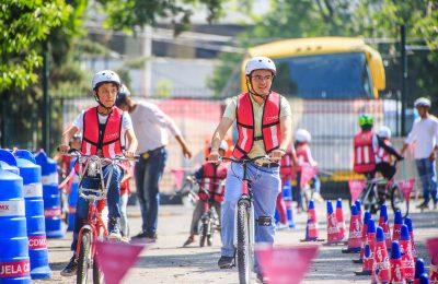 Arranca una edición más de BiciEscuela en la CDMX