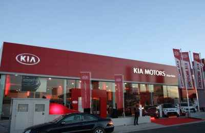 Inicia operaciones planta KIA Motors en Nuevo León