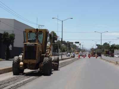 Inician obras de Metrobús en San Luis Potosí