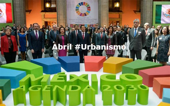 #LoMejorDelAño Instalan Consejo Nacional de la Agenda 2030