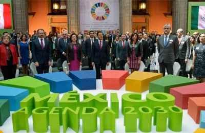 Instalan Consejo Nacional de la Agenda 2030