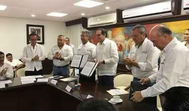Instalan Consejo de Ordenamiento Territorial y Desarrollo Urbano en Colima