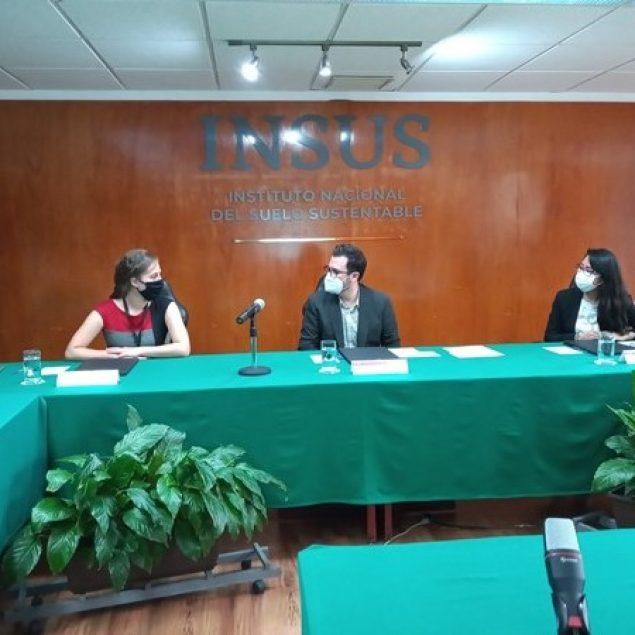 Insus y TECHO en alianza para identificar asentamientos irregulares