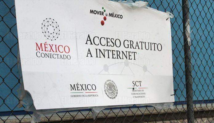 Internet gratuito en 122 mil sitios públicos del país: SCT