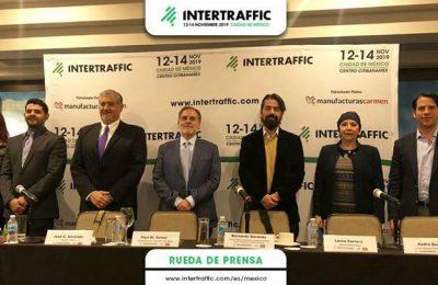 Premio Intertraffic reconocerá los mejores proyectos en pro de la movilidad