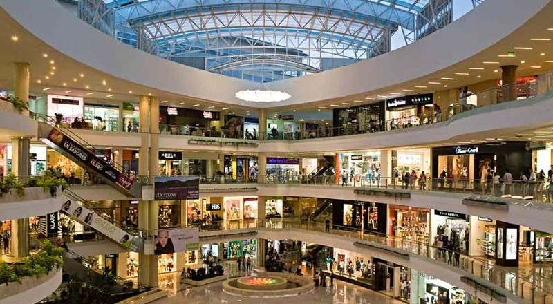 Inventario de centros comerciales en México crece 20% en 5 años
