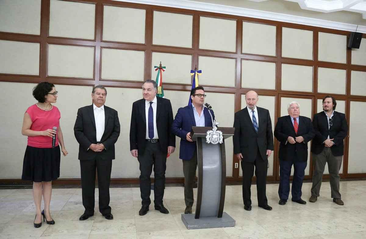 Industrias europeas se establecerán en Jalisco