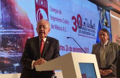 Inversión privada en infraestructura ayudará al desarrollo del país