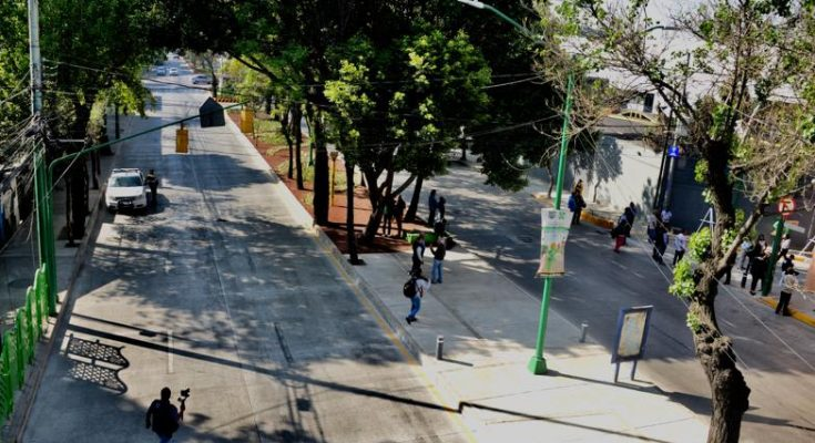 Invierte GCDMX 248 mdp en rehabilitación de la Av. Ceylán