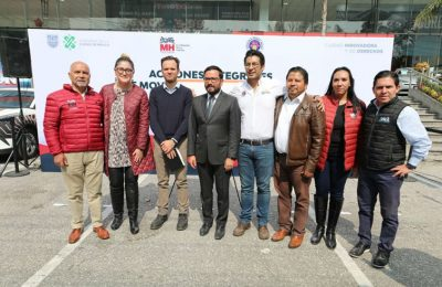 Invierte Grupo Modelo 25 mdp para mejoramiento urbano de Lago Alberto