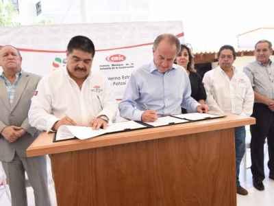 Invierte San Luis Potosí 1,577 mdp en obras de infraestructura