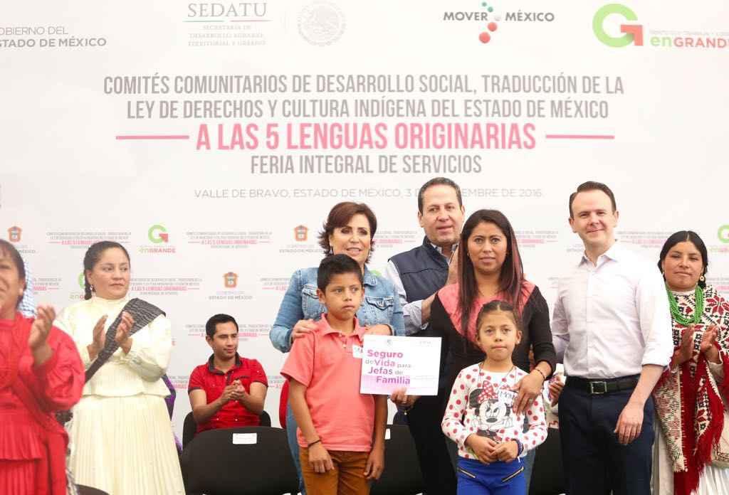 Invierten en rescate de espacios públicos en Valle de Bravo