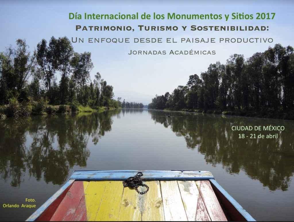 Invitan a participar en el Día Internacional de los Monumentos y Sitios 2017
