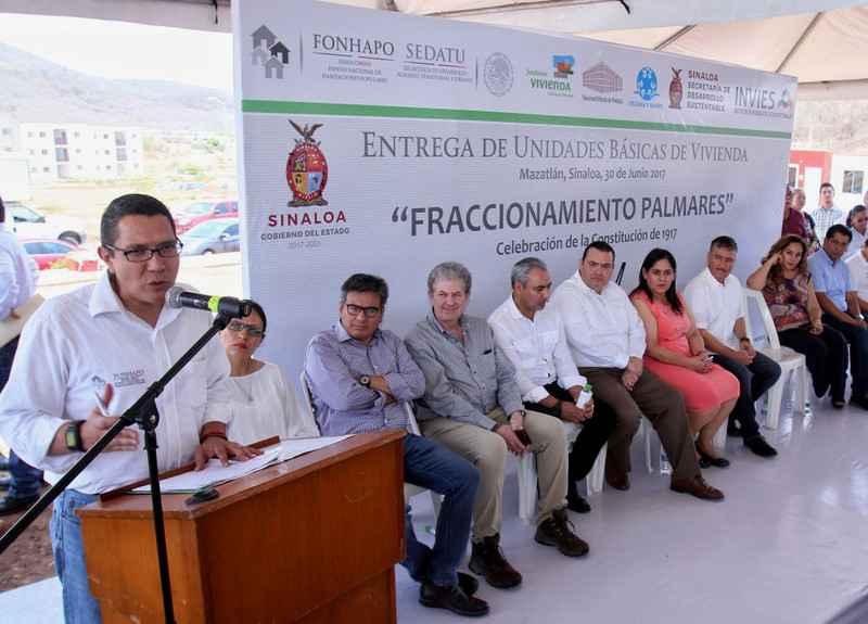 Fonhapo ha invertido 268 mdp en Sinaloa