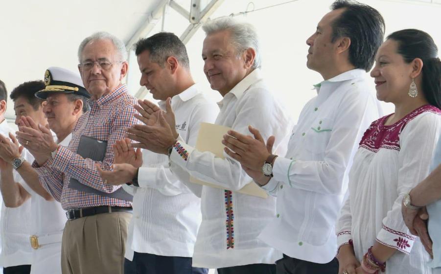 Invertirán 8,000 mdp para detonar Istmo de Tehuantepec