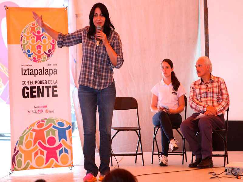 Iztapalapa y UNAM presentan La Quebradora, proyecto de parque hídrico