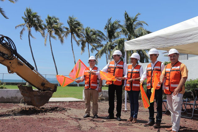 Inicia construcción de Hotel Conceptual 'Click Clack' en Manzanillo