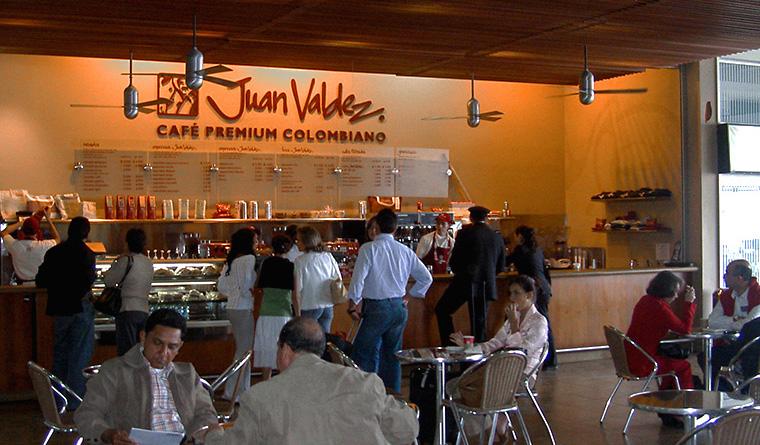 Cafeterías Juan Valdez regresan a México